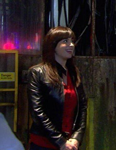 Torchwood, Series 2 Episode 4 'Meat': Eve Myles as Gwen Cooper, a costume, 2008,   3