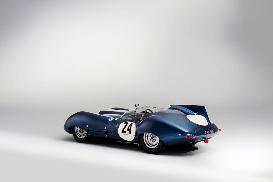 The Ex-Jim Clark, Masten Gregory, Ron Flockhart, Jock Lawrence,1959 Tojeiro-Jaguar Sports-Racing Prototype  Chassis no. TAD 1/59 Engine no. RA 1422-9