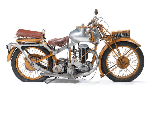 1930 MGC 350cc Type N3 Frame no. 1027 Engine no. IOY/S 51263/JHE