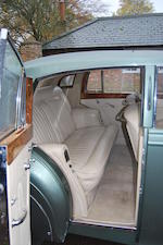 1949 Bentley MkVI Saloon  Chassis no. B403DZ Engine no. B451D