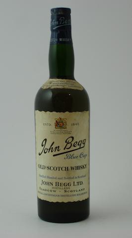 John Begg Blue Cap-Circa 1940