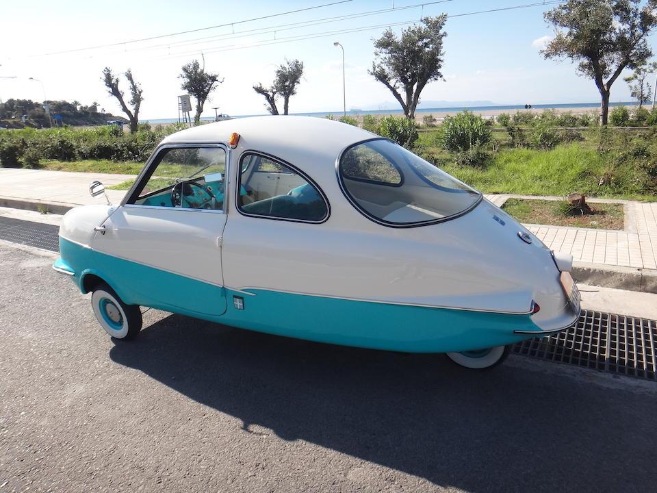 1967 Attica 200 voiturette