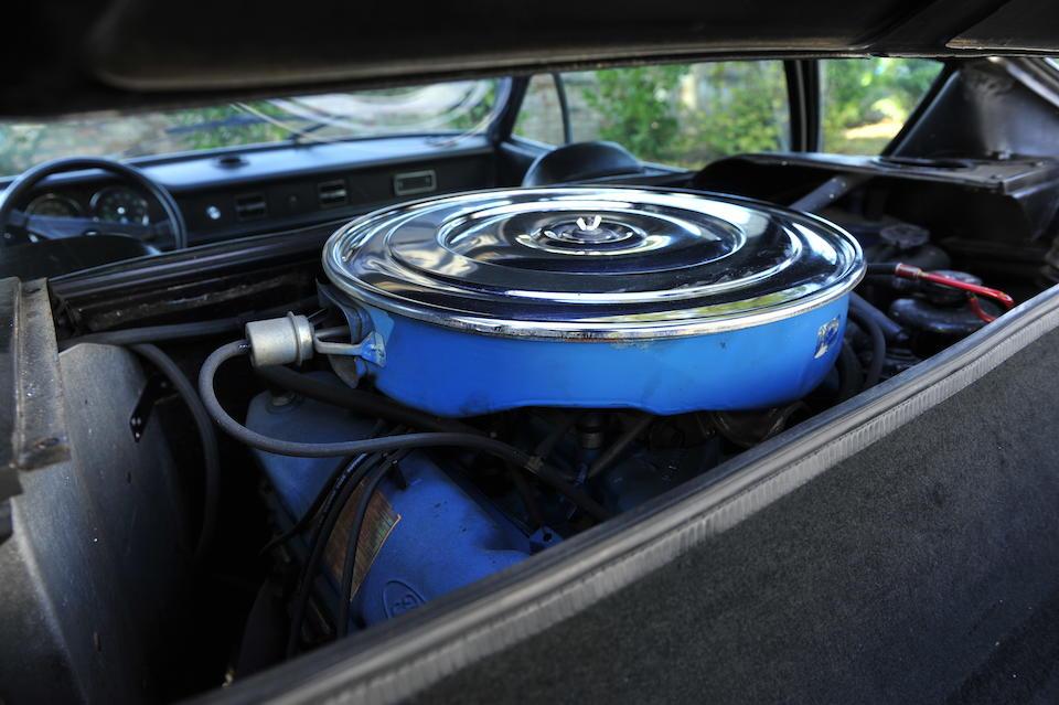 1974 De Tomaso Pantera Coupé  Chassis no. THPNPL07116