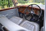 1952 Bentley MkVI 4½-Litre Saloon  Chassis no. B171PU Engine no. B235P