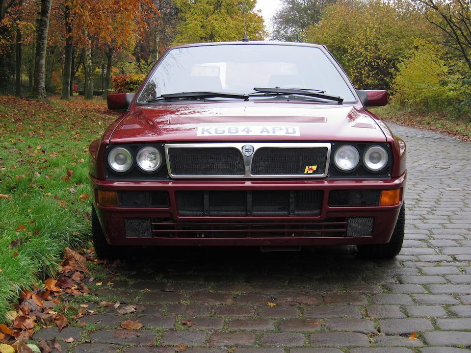 1992 Lancia Delta HF Integrale Evoluzione Hatchback  Chassis no. ZLA831AB000562931 Engine no. 562931