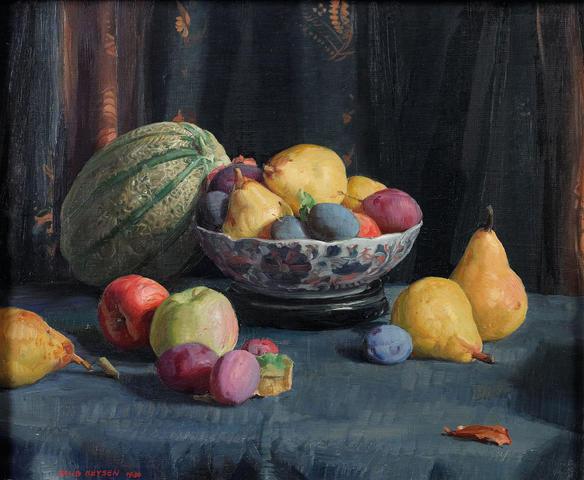 Hans Heysen (1877-1968) Still Life, 1930
