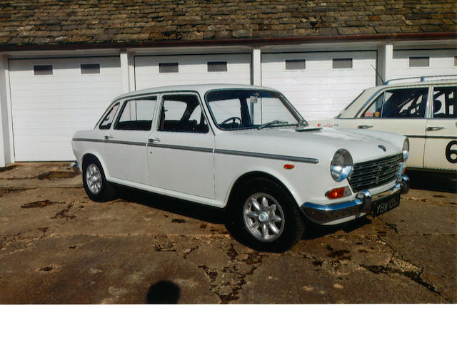 1970 Austin 1800S Saloon  Chassis no. AHSA50148A Engine no. 2358