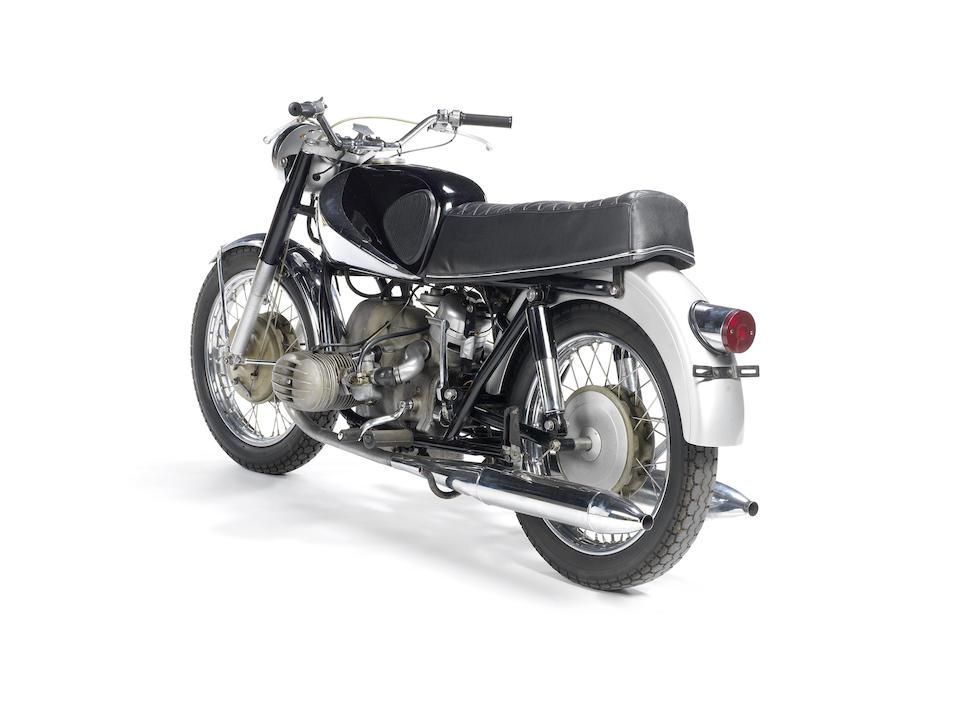 1964 Marusho ST 500 Frame no. F9-0084 Engine no. 2-0144