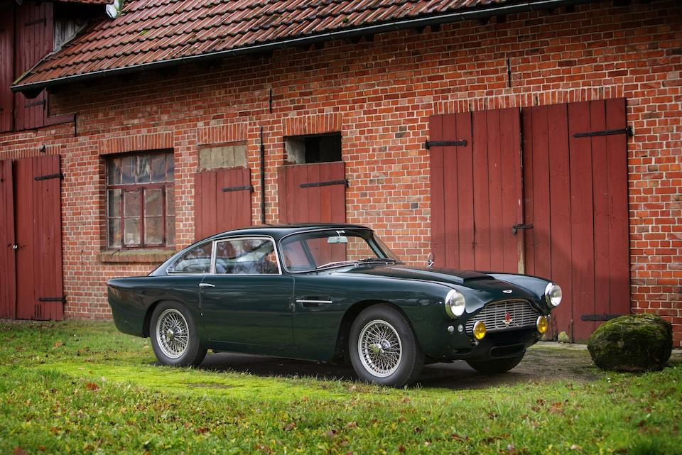 1962 Aston Martin DB4 GT (série IV) coupé
