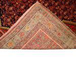 A Malayir rug, West Persia, 201cm x 130cm