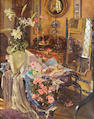 Anna Airy, RI, ROI, RP, RE, PS, GI (British, 1882-1964) Jour de Fete