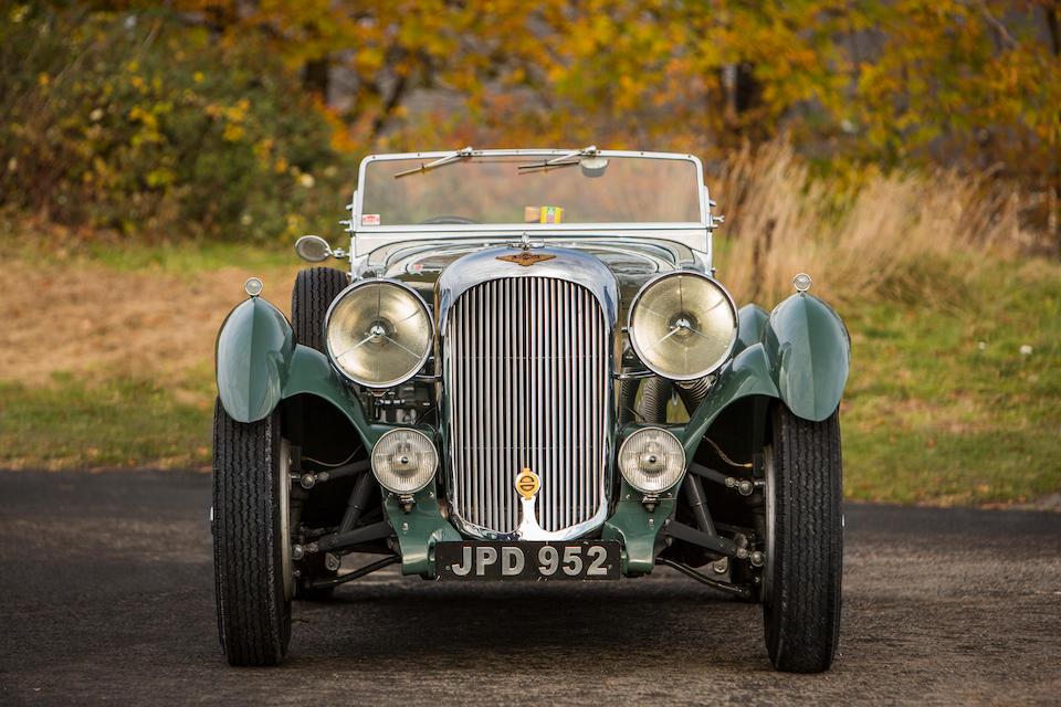 1938 Lagonda LG6 tourer