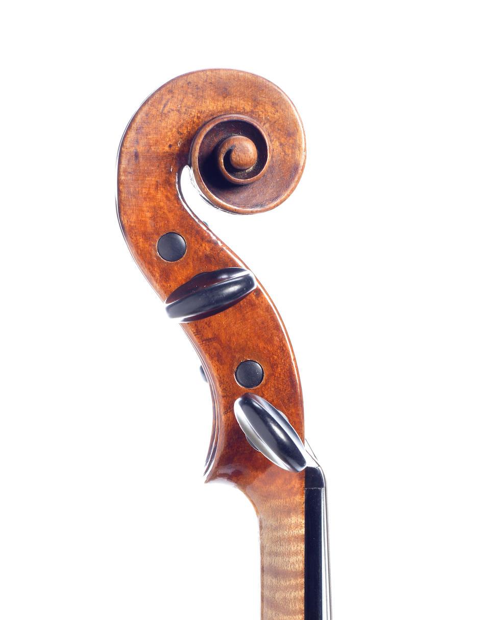 An Italian Violin attributed to Nicolas Amati, Cremona, circa 1680 (2)