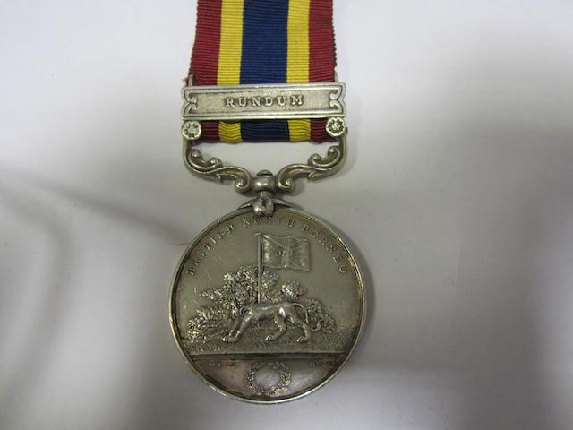 British North Borneo Company's Medal 1888-1916,