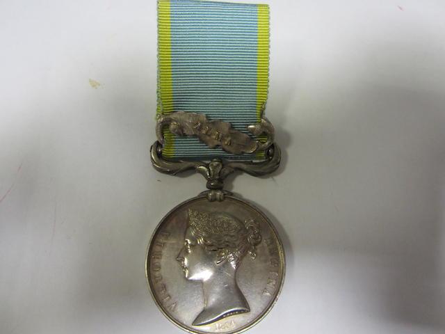 Crimea 1854-56,