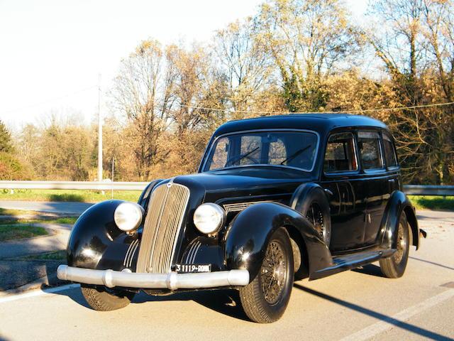 1936 Lancia Astura 3e série Tipo 233 berline ministérielle