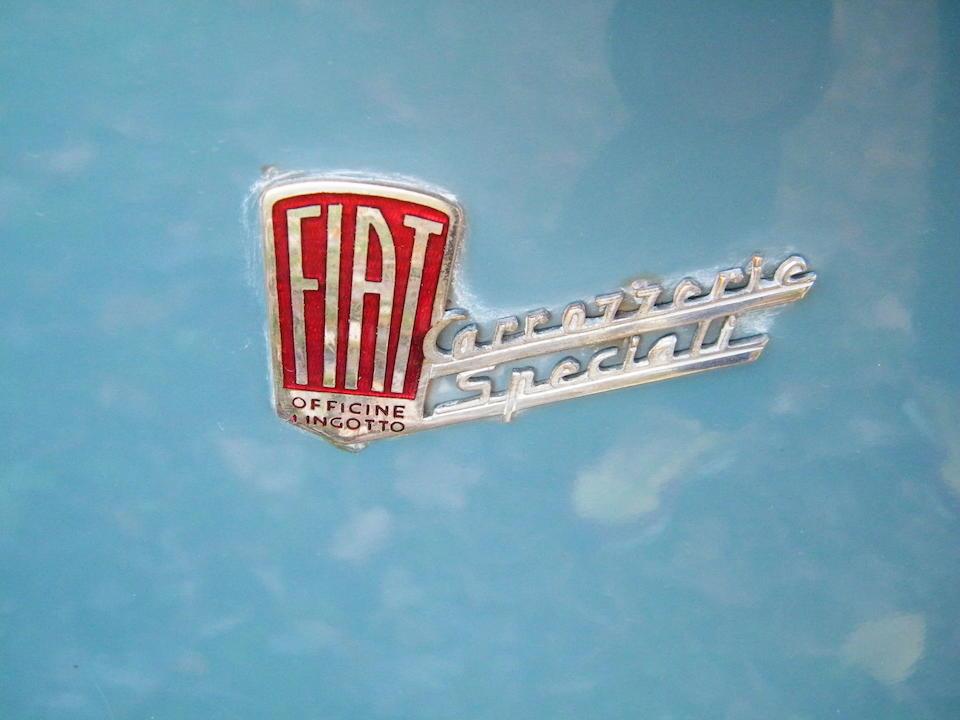 Éligible aux Mille Miglia ,1956 FIAT 1100 TV Berlina