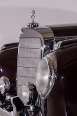 Livrée neuve à Hans Riegel,1954 Mercedes-Benz 300 S Cabriolet A