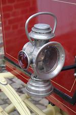 1900 Marlboro à vapeur 'Runabout'