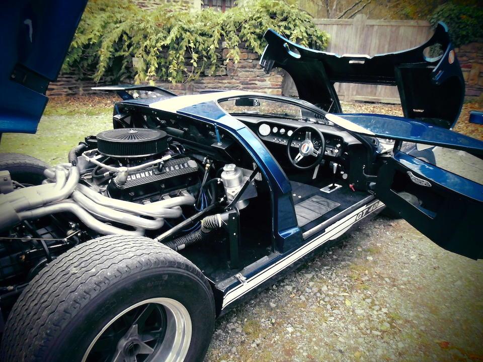 1991 Ford GT40 coupé réplique par GT Developments