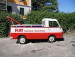 1963 FIAT 1100 T3 dépanneuse