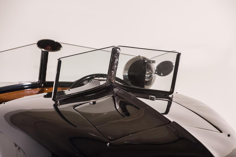 1928 Vauxhall 20/60 HP Type R Hurlingham speedster