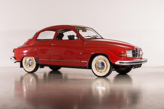 1976 SAAB 96L berline