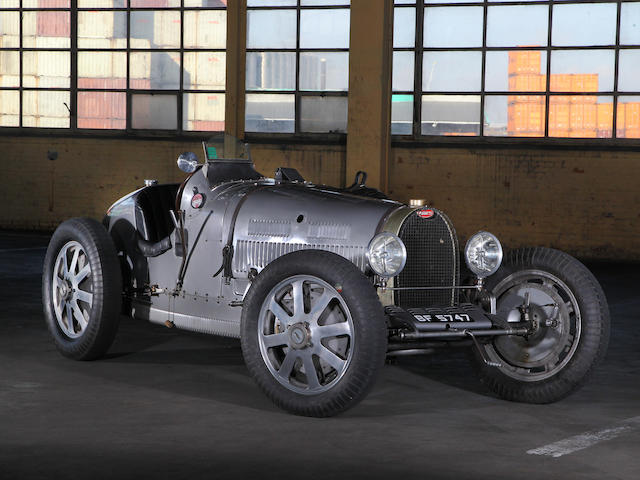 1929 Bugatti 37/35B Chassis no. 37371 Engine no. 43239