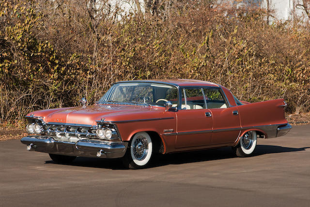 1959 Chrysler Imperial Crown Sedan