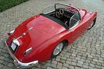 Exemplaire à numéros concordants,1958 Jaguar XK150 SE 3.4-Litre roadster