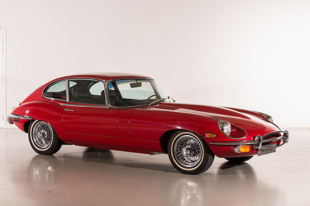1970 Jaguar Type E série 2 coupé 2+2