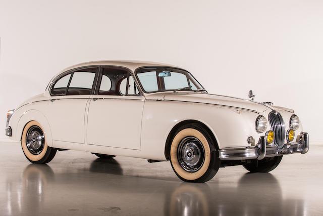 1961 Jaguar Mk2 3.8-Litre berline