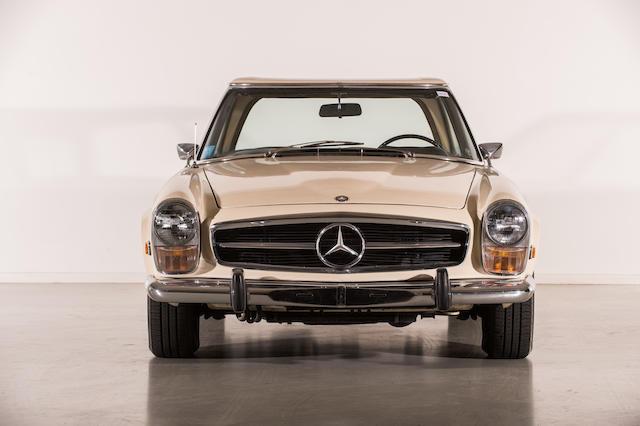 1968 Mercedes-Benz 250SL cabriolet avec hardtop