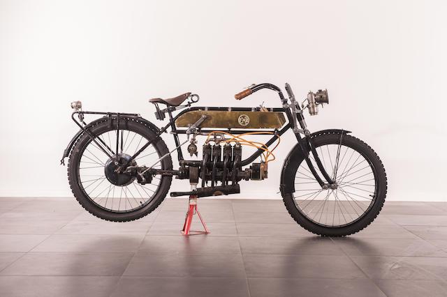 c.1913 FN 498cc Four Frame no. 50361 Engine no. 1140