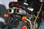 The last produced,1998 Ducati 916 Senna III No. 300 Frame no. ZDM 916S 012666 Engine no. ZDM 916W4 013158