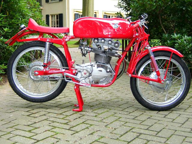 1954 MV Agusta 175 CSS Squalo Bialbero Racing Motorcycle Frame no. 409924/5V Engine no. 401250 SS