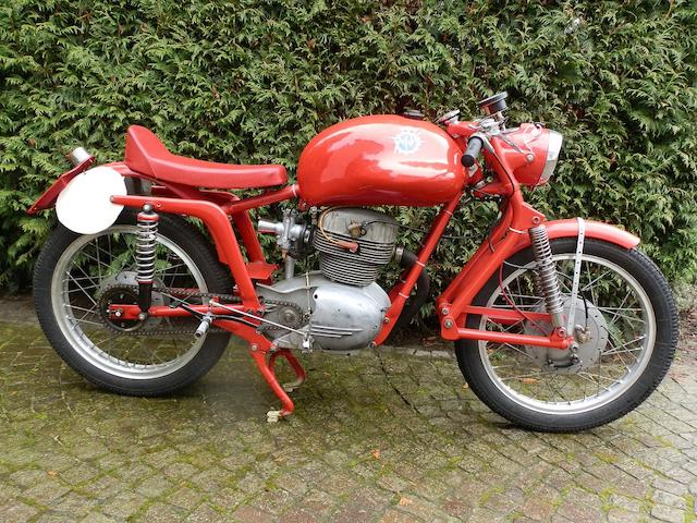 1954 MV Agusta 175 CS Sport Corsa 'Disco Volante' Frame no. 410135 Engine no. 471922 S