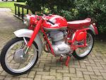 1955 MV Agusta 175 CS 'Disco Volante' Frame no. 405439 Engine no. 471195 S