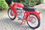 1954 MV Agusta 175 CSS 'Disco Volante' Frame no. 406078 Engine no. 470070 S