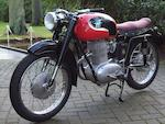 1955 MV Agusta 175 CSTL Frame no. 413811 Engine no. 410899 T