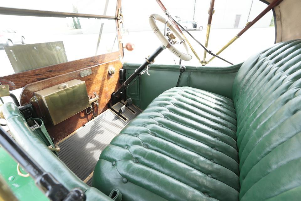 Dans la même collection privée depuis les années '50,1910 Rover 8 HP tourer