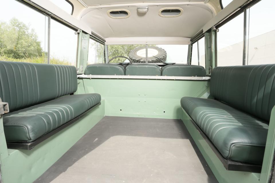 1968 Land Rover série IIA 4x4