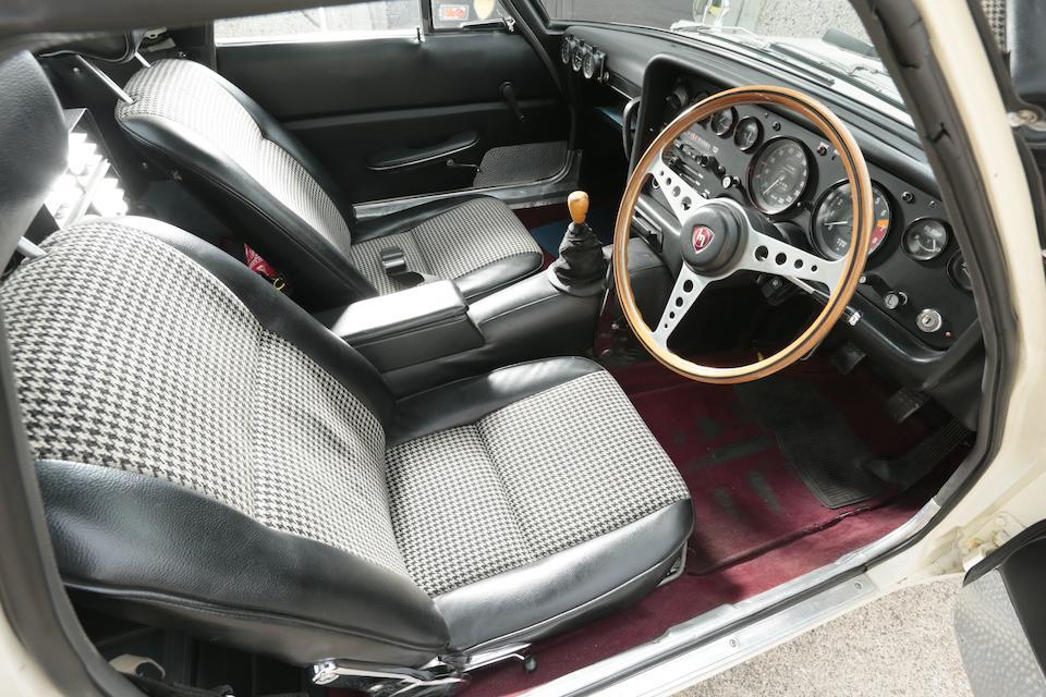 1969 Mazda Cosmo L10B coupé