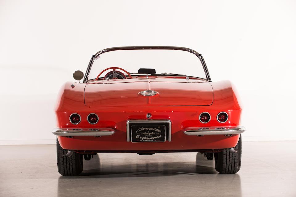 1962 Chevrolet Corvette cabriolet