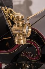 Eligible au Londres-Brighton,1903 Cadillac modèle A