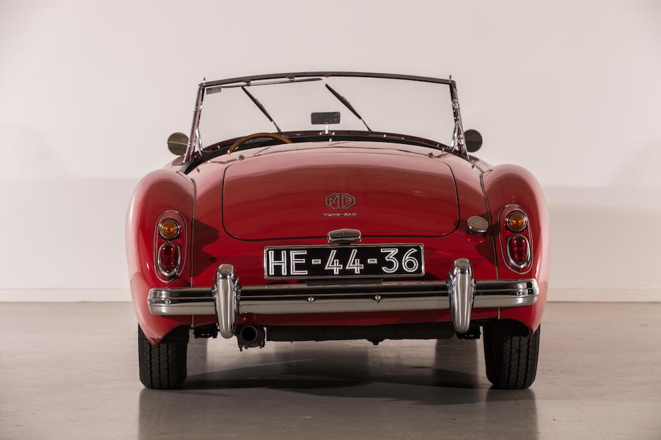 1959 MGA Twin Cam roadster
