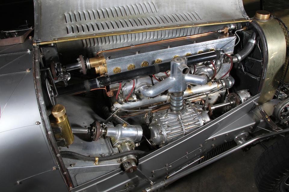 Ex-Jack Lemon Burton, Lady Mary Grosvenor, Bob Estes,1929 Bugatti Type 35B Grand Prix deux places