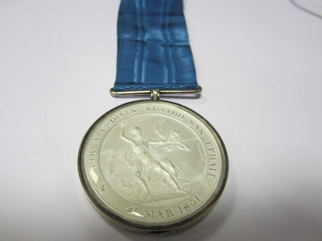 Highland Society Medal 1901,