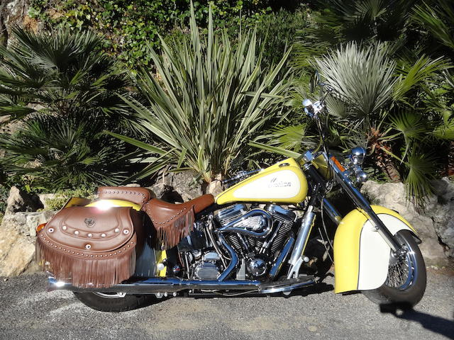 2000 Indian Chief Frame no. 5CDCNB514YG004138