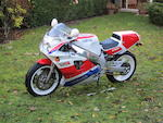 c.1990 Yamaha FZR750R OW01 Frame no. 3PG-000150 Engine no. 3PG-000150